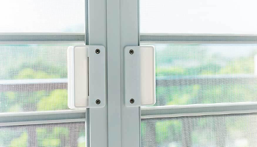 sineklikci sineklik pileli zigzag stor pvc pencere pimapen plise sistemleri aluminyum